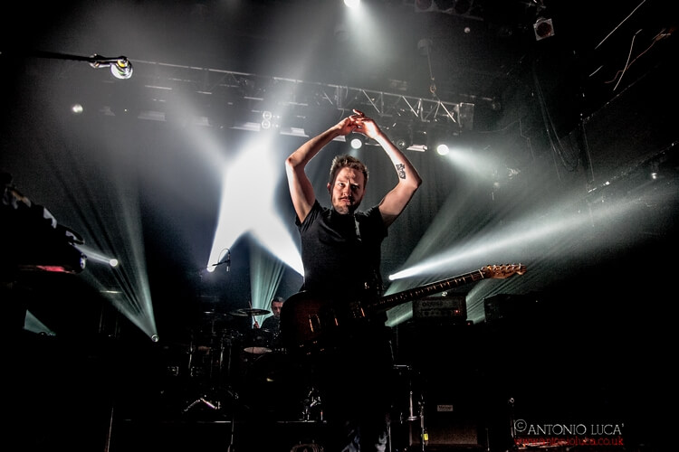Fotografia di Musica – 65 days of Static – Koko, Londra, 65daysofstatic0021